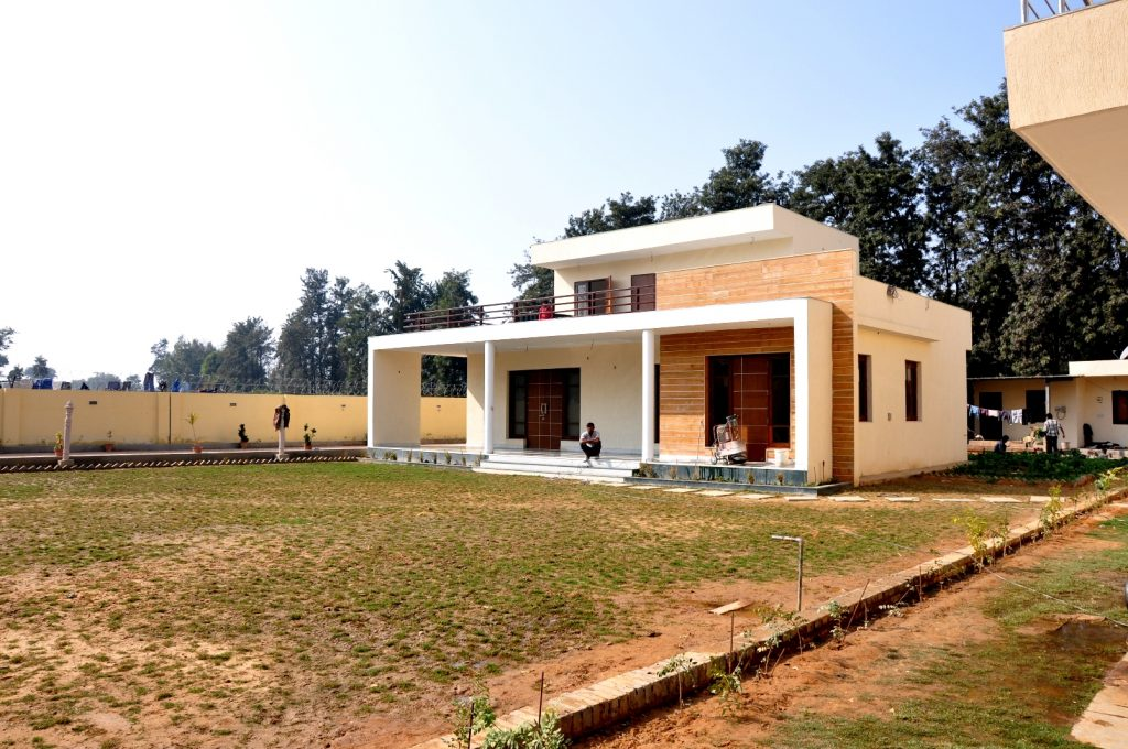 Chattarpur Farm House – Gurugram