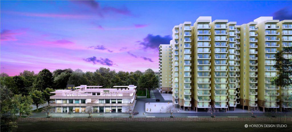Shanti-MA Affordable Development – Gurugram