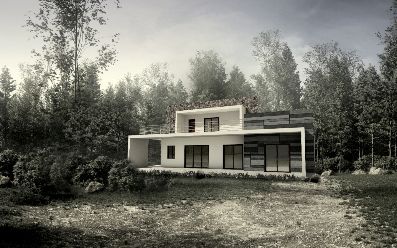 Proposed Villa - Himalayas R1