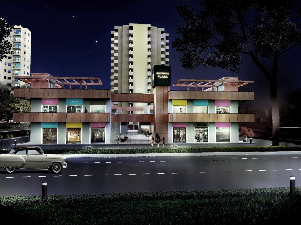 Retail Complex Ananda – Gurugram